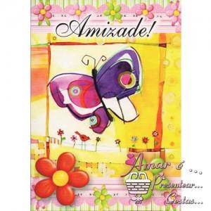 Cartão Amizade modelo B 01