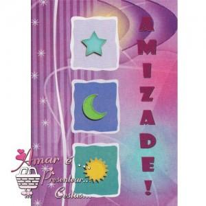 Cartão Amizade modelo B 03