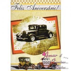 Cartão Aniversário modelo B 03