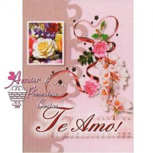 Cartão Romântico modelo B 03