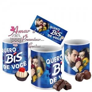 Caneca Personalizada Bis com Foto
