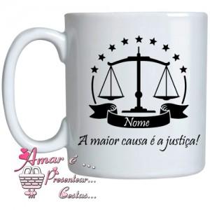 Caneca Personalizada Direito
