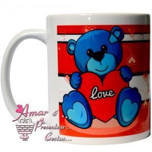 Caneca Urso Love