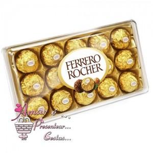 Caixa Ferrero Rocher 12 unidades
