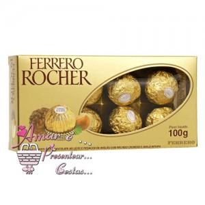 Caixa Ferrero Rocher 8 unidades