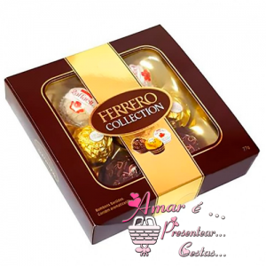 Caixa Ferrero Rocher Collection