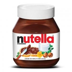 Nutella 100 Gramas