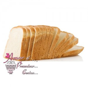 Pão Branco 4 Fatias